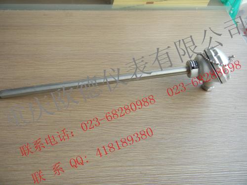 铠装芯装配铂热电阻
